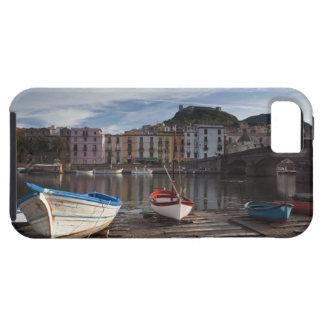 Italy, Sardinia, Bosa. Temo River and Ponte iPhone SE/5/5s Case