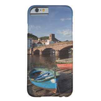 Italy, Sardinia, Bosa. Town view along Temo Barely There iPhone 6 Case
