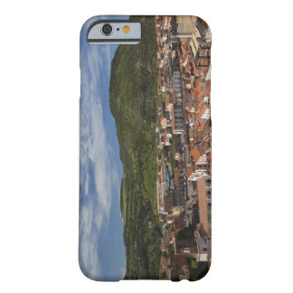 Italy, Sardinia, Bosa. Town view from Castello 2 Barely There iPhone 6 Case