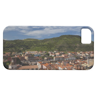 Italy, Sardinia, Bosa. Town view from Castello 2 iPhone SE/5/5s Case