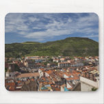 Italy, Sardinia, Bosa. Town view from Castello 2 Mouse Pad