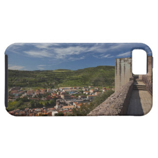 Italy, Sardinia, Bosa. Town view from Castello iPhone SE/5/5s Case