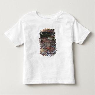 Italy, Sardinia, Bosa. Town view from Castello Toddler T-shirt