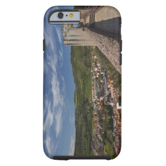 Italy, Sardinia, Bosa. Town view from Castello Tough iPhone 6 Case