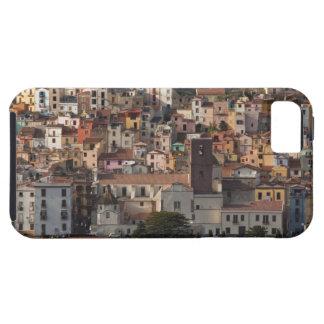Italy, Sardinia, Bosa. Town view with Castello iPhone SE/5/5s Case