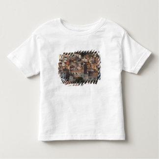 Italy, Sardinia, Bosa. Town view with Castello Toddler T-shirt