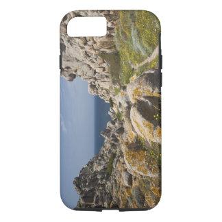 Italy, Sardinia, Santa Teresa Gallura. Capo 2 iPhone 8/7 Case