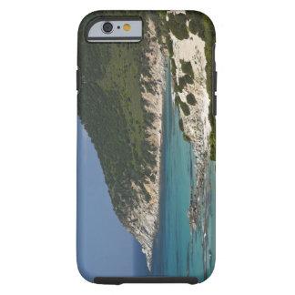 Italy, Sardinia, Solanas. Beach. Tough iPhone 6 Case