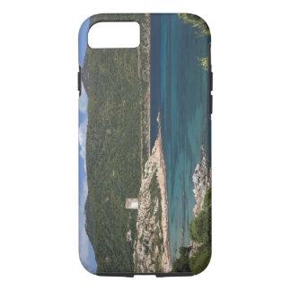 Italy, Sardinia, Teulada. Spanish tower. iPhone 8/7 Case