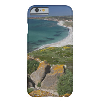 Italy, Sardinia, Tharros. View from the Spanish Barely There iPhone 6 Case