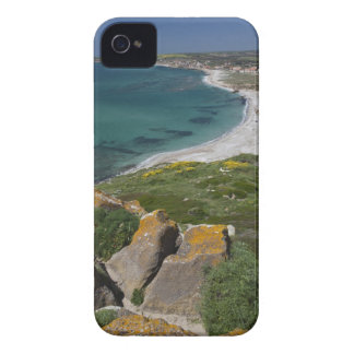 Italy, Sardinia, Tharros. View from the Spanish Case-Mate iPhone 4 Case