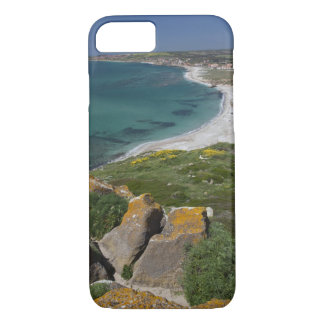 Italy, Sardinia, Tharros. View from the Spanish iPhone 8/7 Case