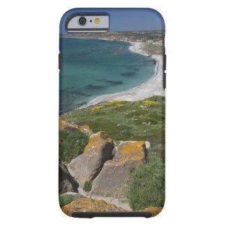 Italy, Sardinia, Tharros. View from the Spanish Tough iPhone 6 Case