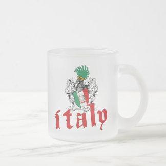 Italy Shield Mug