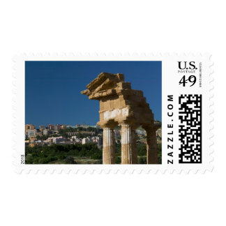 Italy, Sicily, Agrigento, La Valle dei Templi, 2 Postage