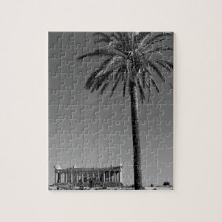 Italy, Sicily, Agrigento, La Valle dei Templi, 3 Puzzles