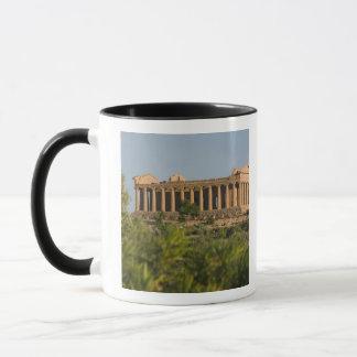 Italy, Sicily, Agrigento, La Valle dei Templi, 4 Mug