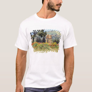 Italy, Sicily, Agrigento. The ruins of the T-Shirt