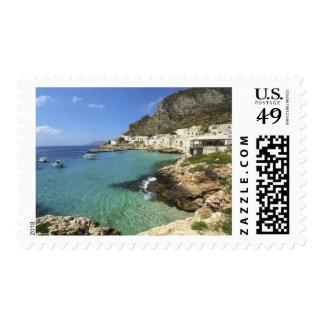 Italy, Sicily, Egadi Islands, Levanzo, Postage