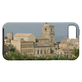 Italy, Sicily, Enna, Town View from Rocca di 2 iPhone SE/5/5s Case
