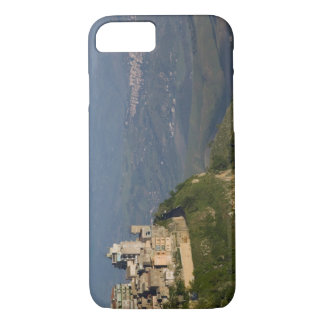 Italy, Sicily, Enna, Town View from Rocca di iPhone 8/7 Case