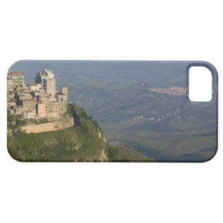Italy, Sicily, Enna, Town View from Rocca di iPhone SE/5/5s Case