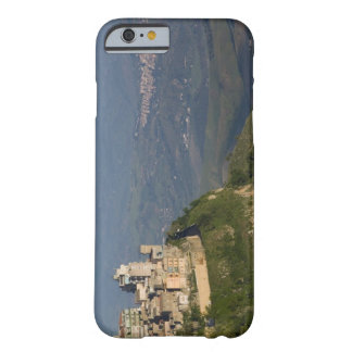 Italy, Sicily, Enna, Town View from Rocca di iPhone 6 Case