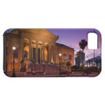 Italy, Sicily, Palermo, Teatro Massimo Opera iPhone 5 Case