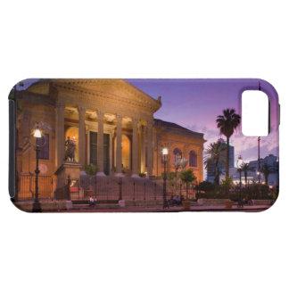 Italy Sicily Palermo Teatro Massimo Opera iPhone 5 Case