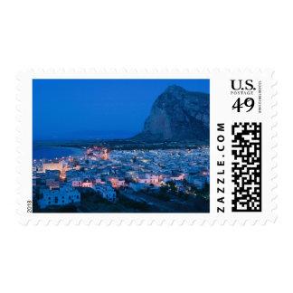 Italy, Sicily, SAN VITO LO CAPO, Resort Town Postage