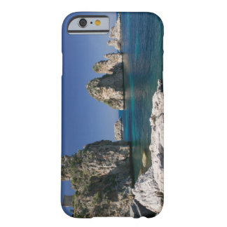 Italy, Sicily, Scopello, Rocks by Tonnara Barely There iPhone 6 Case