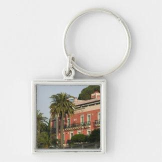 ITALY, Sicily, TAORMINA: Hotel Schuler Keychain