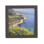 Italy, Sicily. The north coast of Sicily in Gift Box
