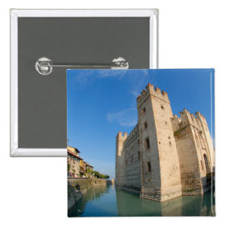 Italy, Sirmione, Lake Garda, the Scaliger Button