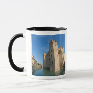 Italy, Sirmione, Lake Garda, the Scaliger Mug
