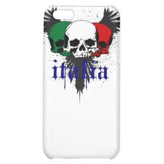 Italy Skull tattoo case iPhone 5C Cases