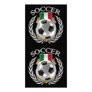 Italy Soccer 2016 Fan Gear Card