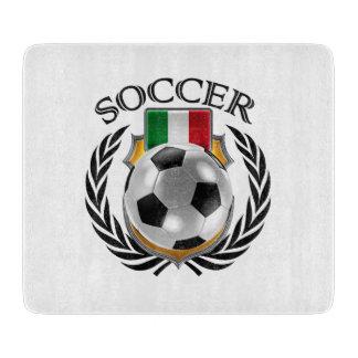 Italy Soccer 2016 Fan Gear Cutting Board