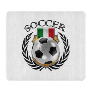 Italy Soccer 2016 Fan Gear Cutting Board