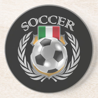 Italy Soccer 2016 Fan Gear Drink Coaster