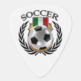 Italy Soccer 2016 Fan Gear Guitar Pick