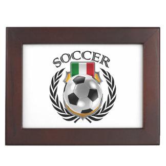 Italy Soccer 2016 Fan Gear Keepsake Box