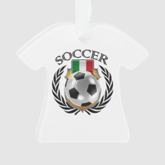 Italy Soccer 2016 Fan Gear Ornament