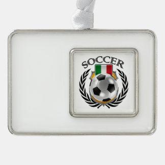Italy Soccer 2016 Fan Gear Ornament