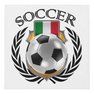 Italy Soccer 2016 Fan Gear Panel Wall Art