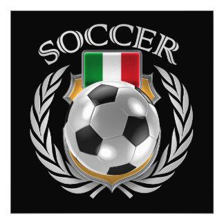 Italy Soccer 2016 Fan Gear Photo Print