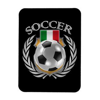 Italy Soccer 2016 Fan Gear Rectangular Photo Magnet