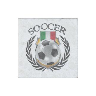 Italy Soccer 2016 Fan Gear Stone Magnet