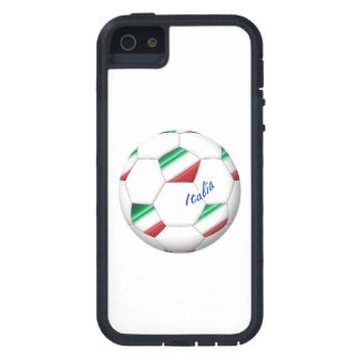 ITALY SOCCER ball and flag of the national team Case For iPhone SE/5/5s