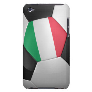 Italy Soccer Ball Barely There iPod Case